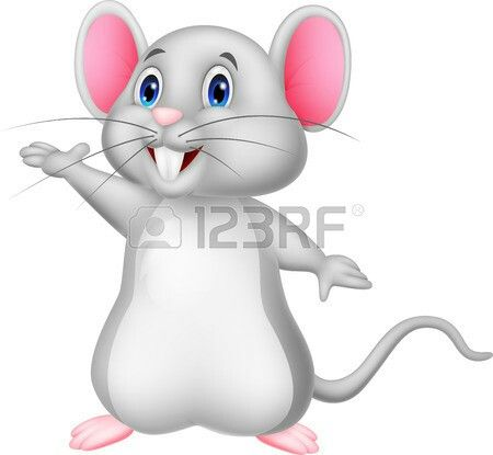 Pin By Making On Sewing Cute Mouse Cartoon Cute Mouse Cartoon Waving