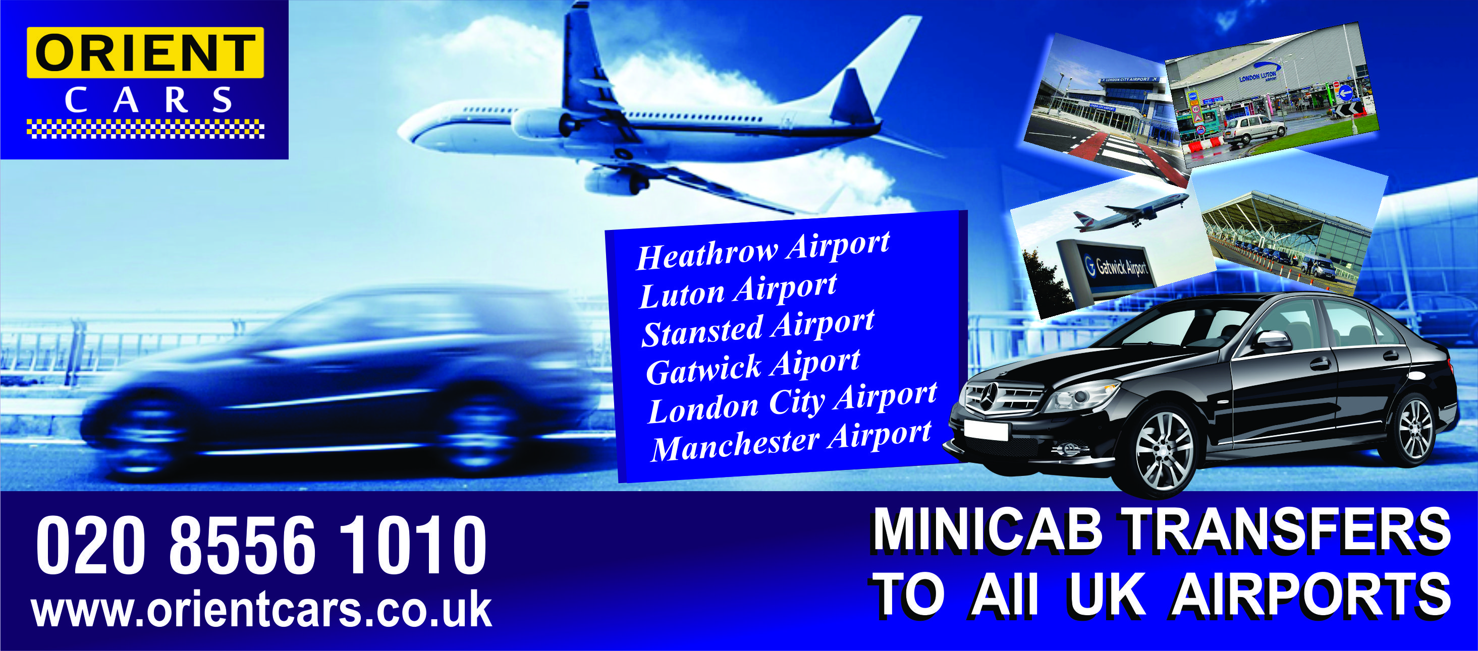 Minibus And Taxi Hire Service For Heathrow Airport In Very Cheap