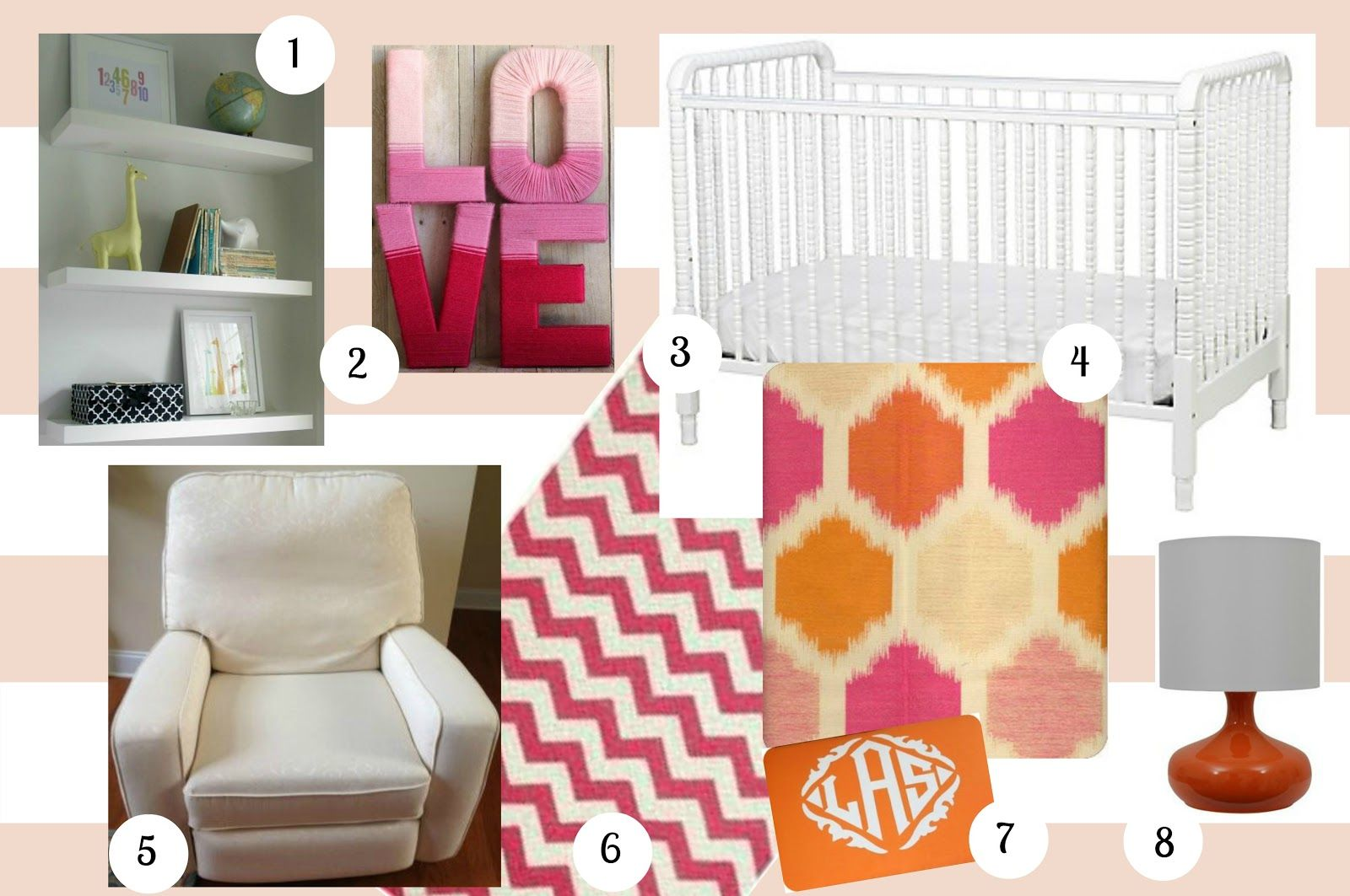 baby girl nursery ideas wedded whittaker february 2013 baby