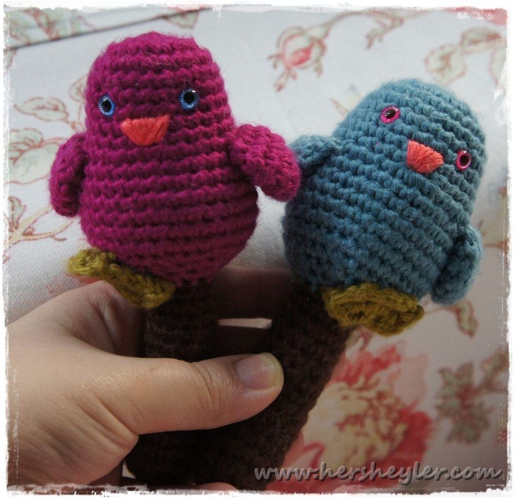 """How to crochet amigurumi bird rattle"" #Amigurumi  #crochet"