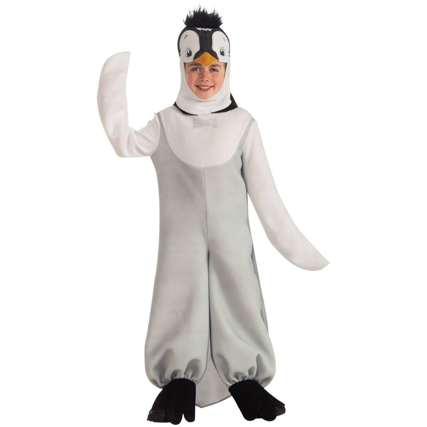 Adorable Penguin Costume for kids  sc 1 st  Pinterest & Penguin Costume - Kids Deluxe | Pinterest | Penguin costume ...