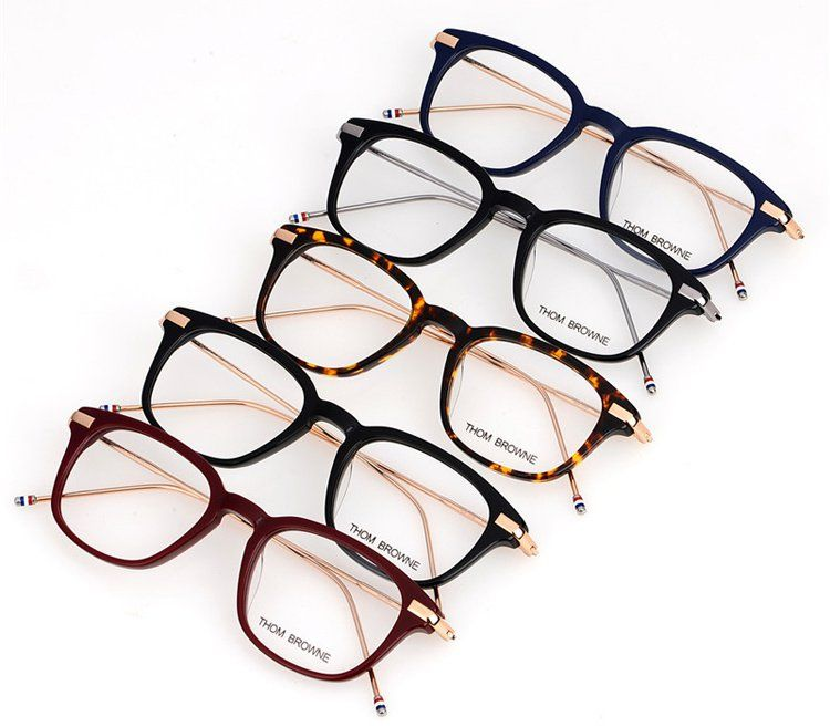 e8257822b7a5 Fashion++York+Brand+Eyewear+Frames+Women+Men+Thom+Browne+ ...