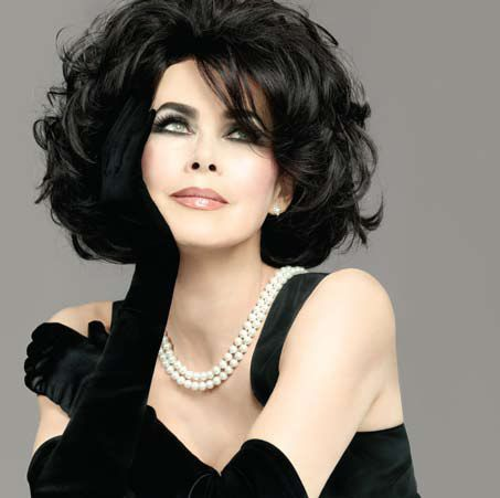 Groovy Dayle Haddon Was A Top Fashion Model And Icon In Her Own Right In Hairstyles For Men Maxibearus