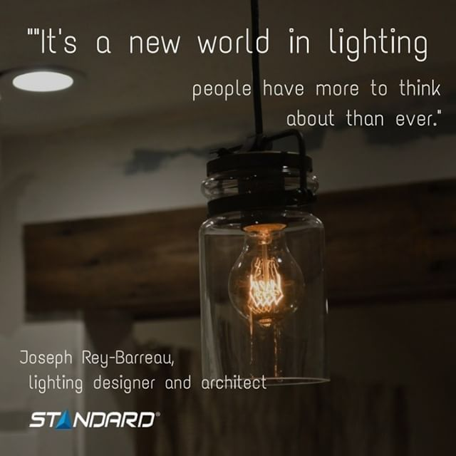 Lighting Is Becoming A Key Element Of Design Standardproducts Montreal Quebec