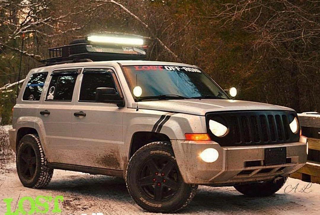 Lifted Jeep Patriot >> Pin By Arnoldo Desilos On Patrior Jeep Patriot Jeep Jeep
