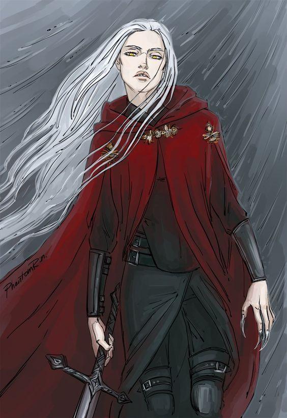 Wing Leader. Art by PhantomRin