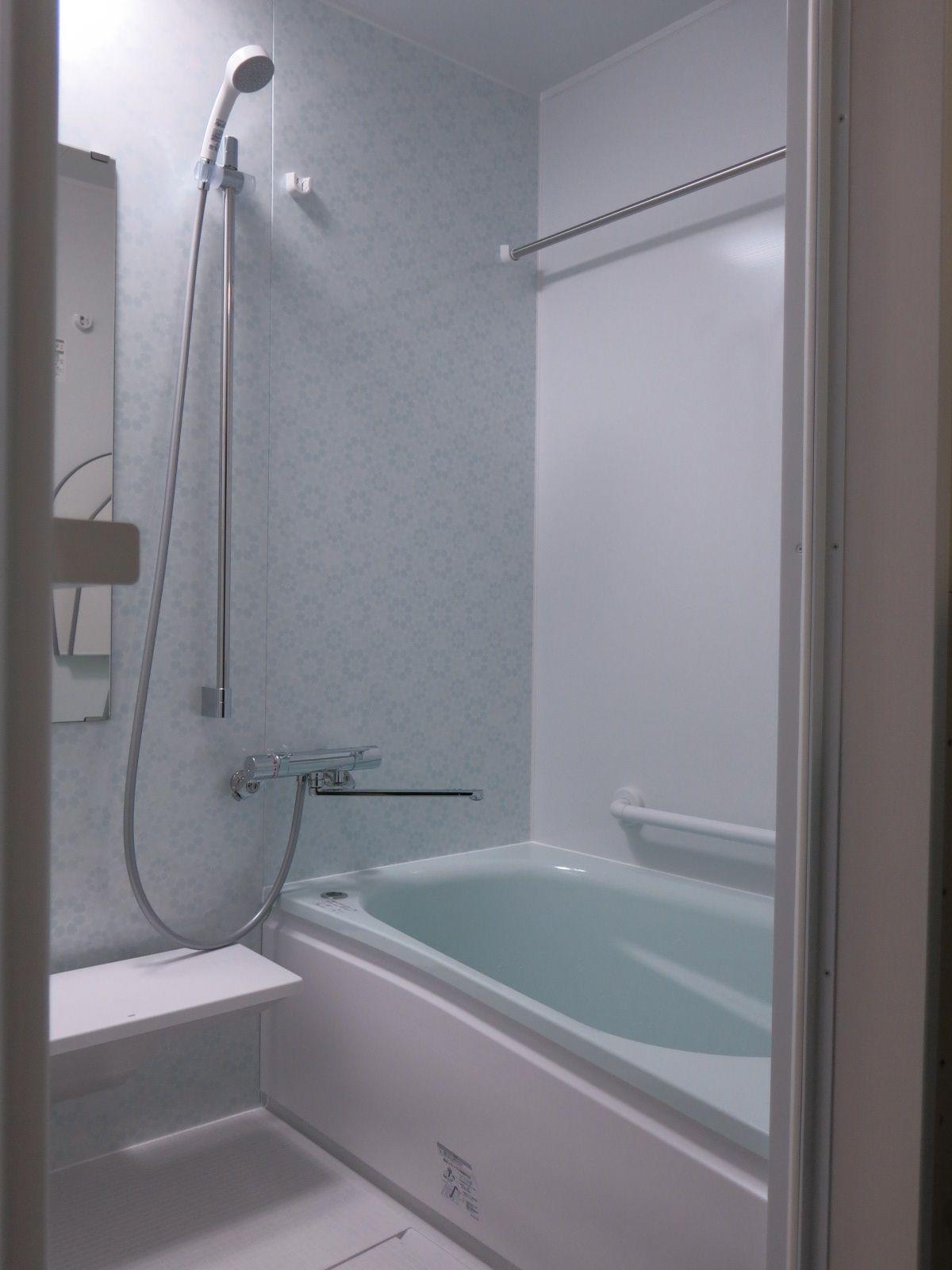 ユニットバス 浴室 洗面化粧台 Toto サザナ 総建装 お風呂の水栓
