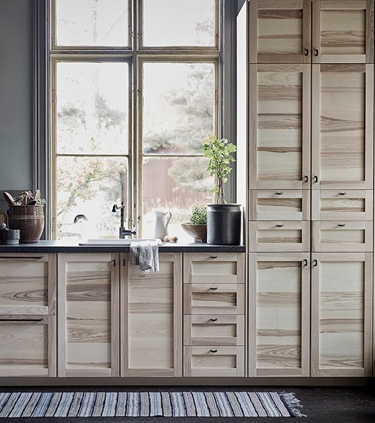 Ikea Natural Ash Kitchen Home And Aplliances