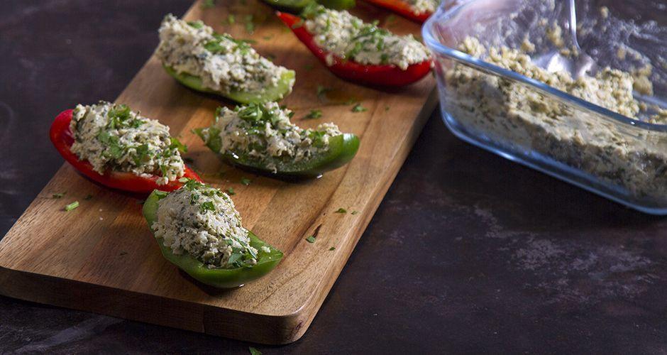 Vegan Spinach Artichoke Dip | Akis Petretzikis