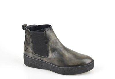 Sztyblety Botki Czarne Tamaris R 37 25459 27 6605378339 Oficjalne Archiwum Allegro Chelsea Boots Boots Ankle Boot