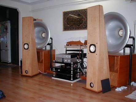 full range speakers diy