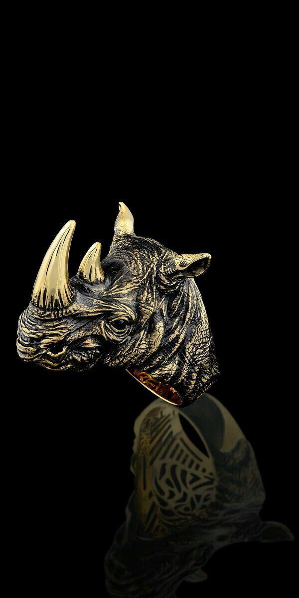1bf7e013605c Anillo de rinoceronte
