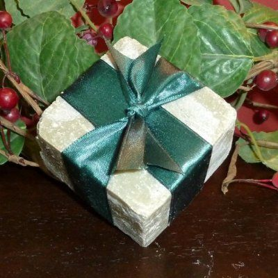 Chef soap - a must for the kitchen and it is fair trade.