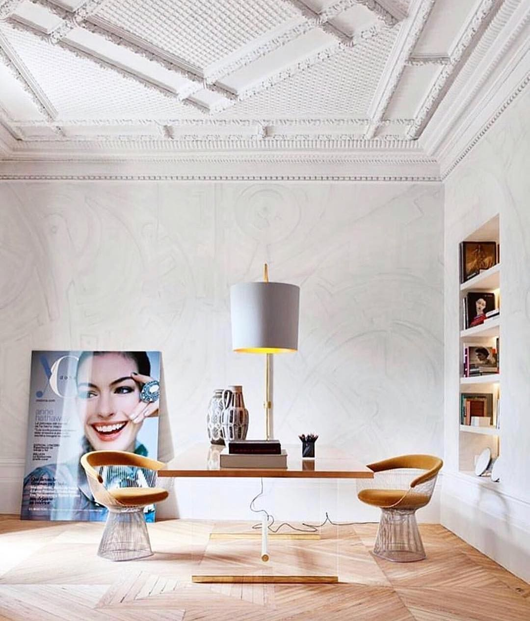 Beautiful modern dining room design ideas stylish interior classic interior warren platner knoll