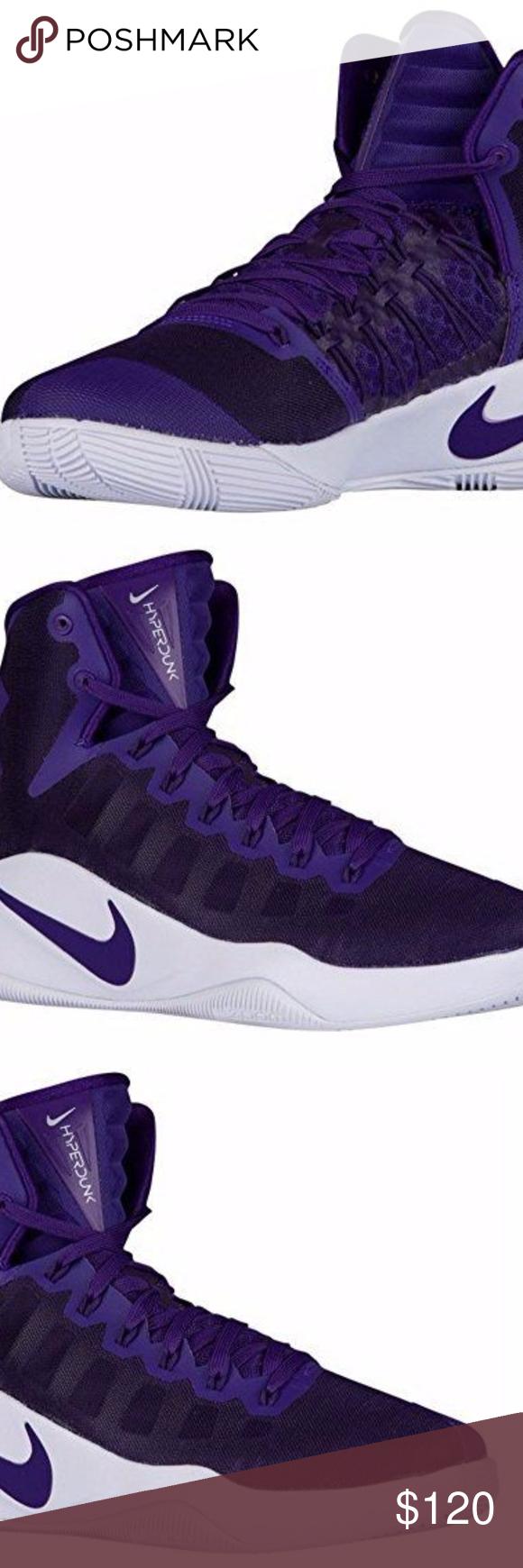 55c300a8c2b Nike Women s Basketball Shoes Hyper Dunk Hyperdunk Nike Women s Basketball  Shoes Hyper Dunk Hyperdunk 2016 TB Purple Size 8 The Nike Hyperdunk 2016  (Team) ...