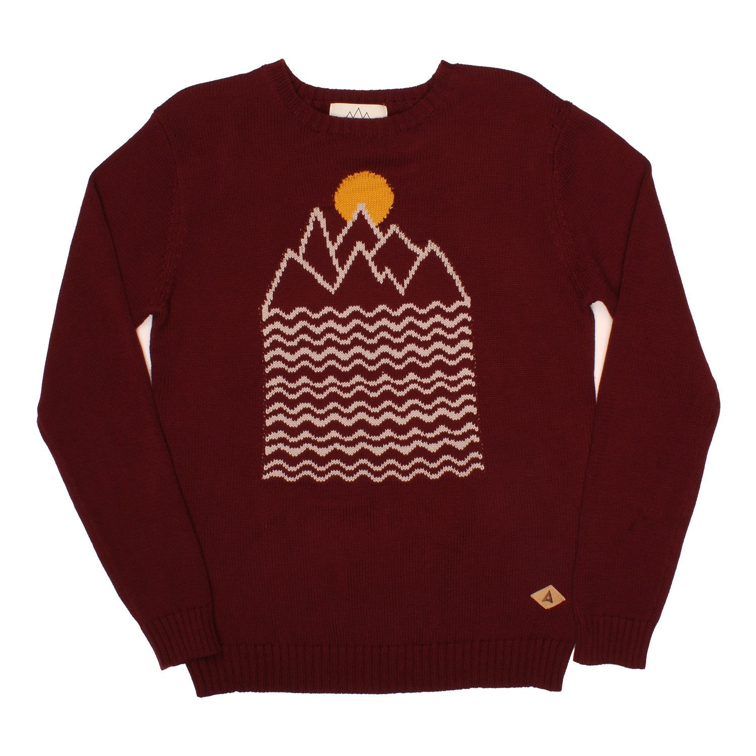 Altru Apparel Mountains and Sun Sweater