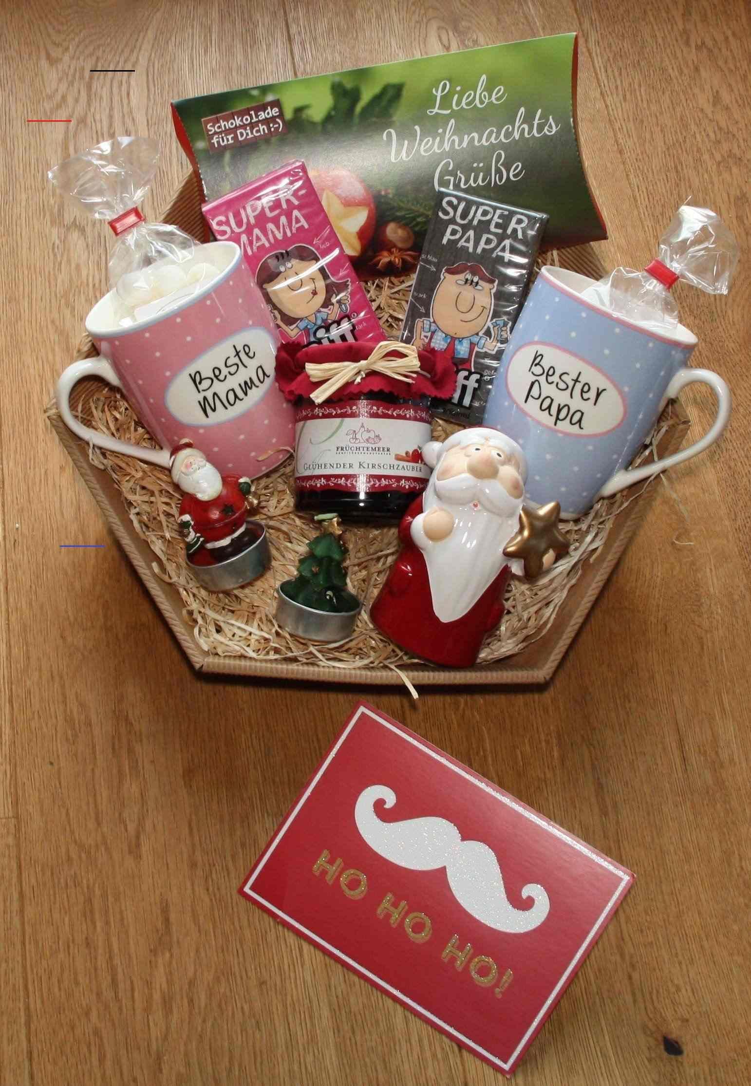 Geschenke Weihnachten Eltern
