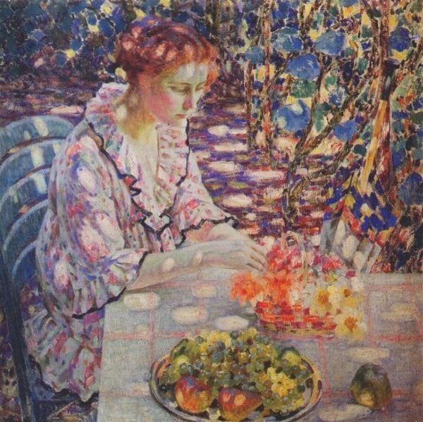 """Louis Ritman - """"Sun Spots"""" (Arranging Flowers)"""