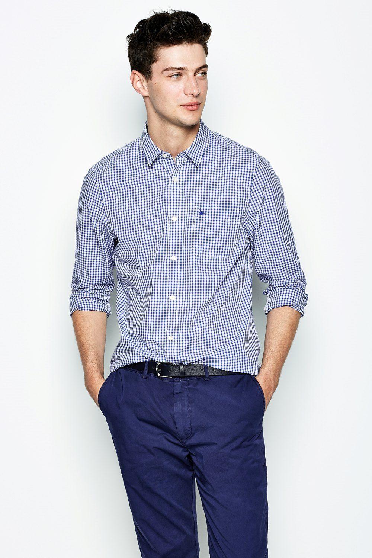 Salcombe Poplin Shirt