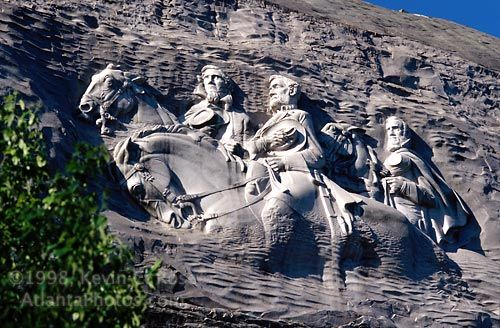 Stone mountain georgia maybe i haven t been there but