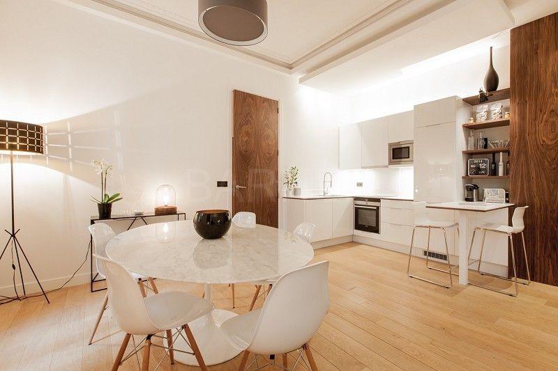 Vente appartement - paris 6 - boulevard raspail - pied à terre - 1