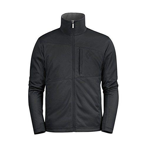 Mens Black Diamond Stack Jacket