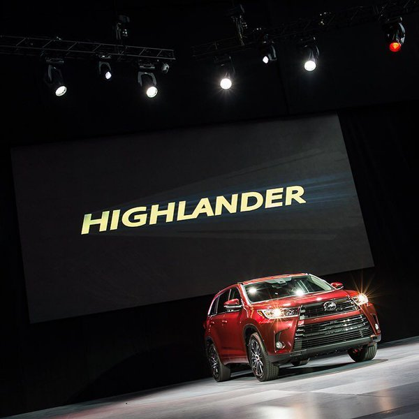 The #Highlander Is Looking Better Than Ever With Its 2017