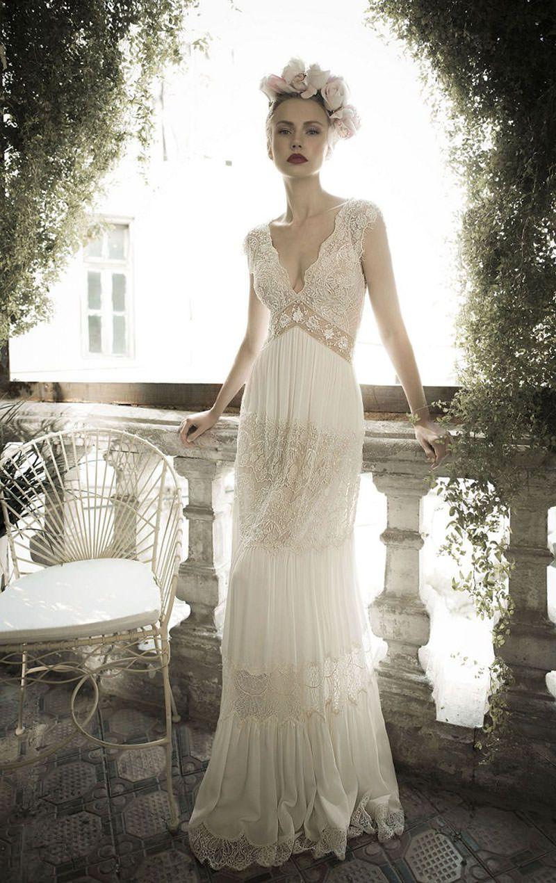 03-vestido-boho-chic | Vestido de Noiva | Pinterest