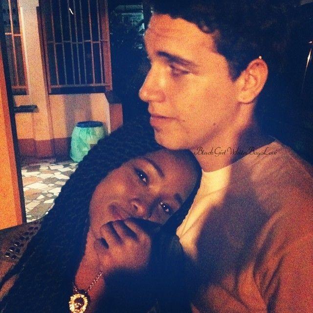 Black girls for white guys