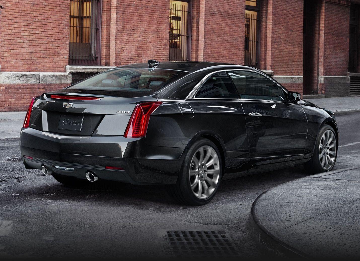 Pin On 2018 Cadillac Ats Coupe And Sedan
