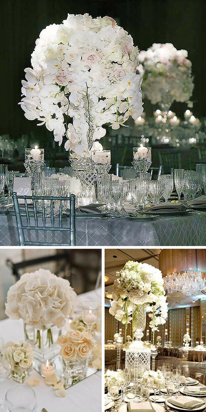 White wedding decor ideas   White Wedding Decoration Ideas  Wedding  Pinterest  Decoration