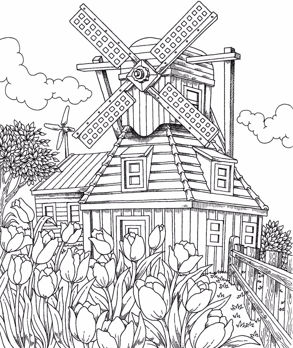 Around The World In 50 Pages - Image 1   Coloring Pages   Pinterest ...