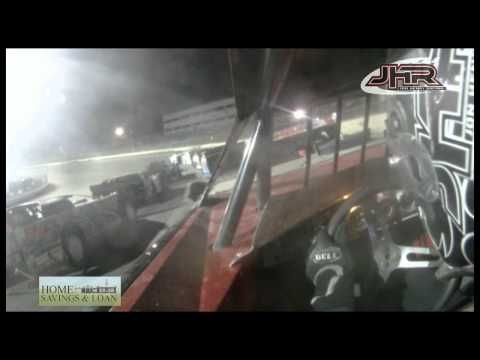 john henry in car and commentary eldora dirt track racing late model racing dirt track pinterest