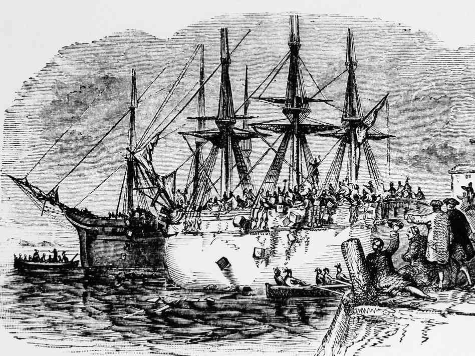 british perspective on the boston tea After the boston tea party occurred, british parliament passed several laws that were used to help prevent similar events from occurring again they also passed several bills that protected their royal officials in the new world from prosecution as a result of the ensuing riots one of the most.