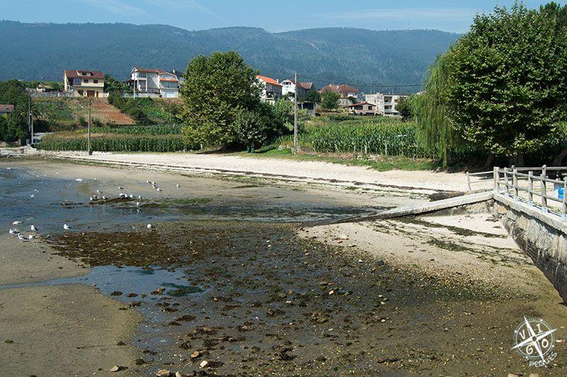 Pin En Playas Para Ir Con Niños En Pontevedra