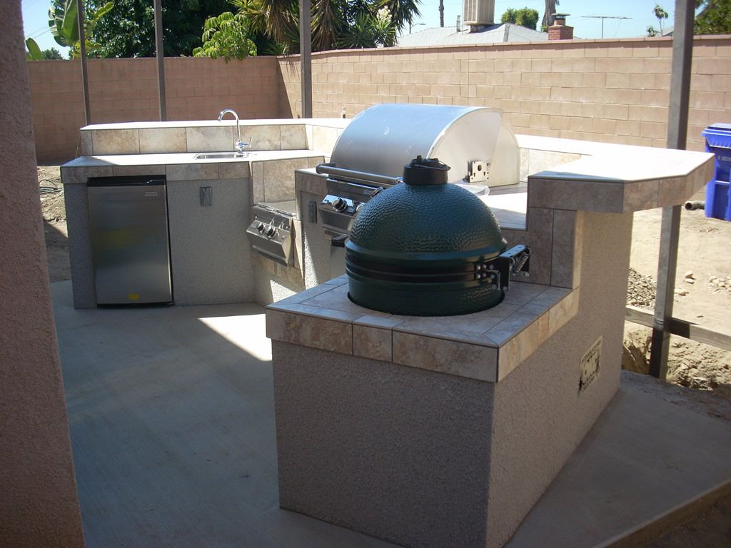 custom outdoor kitchens - paradise outdoor kitchens • outdoor grills