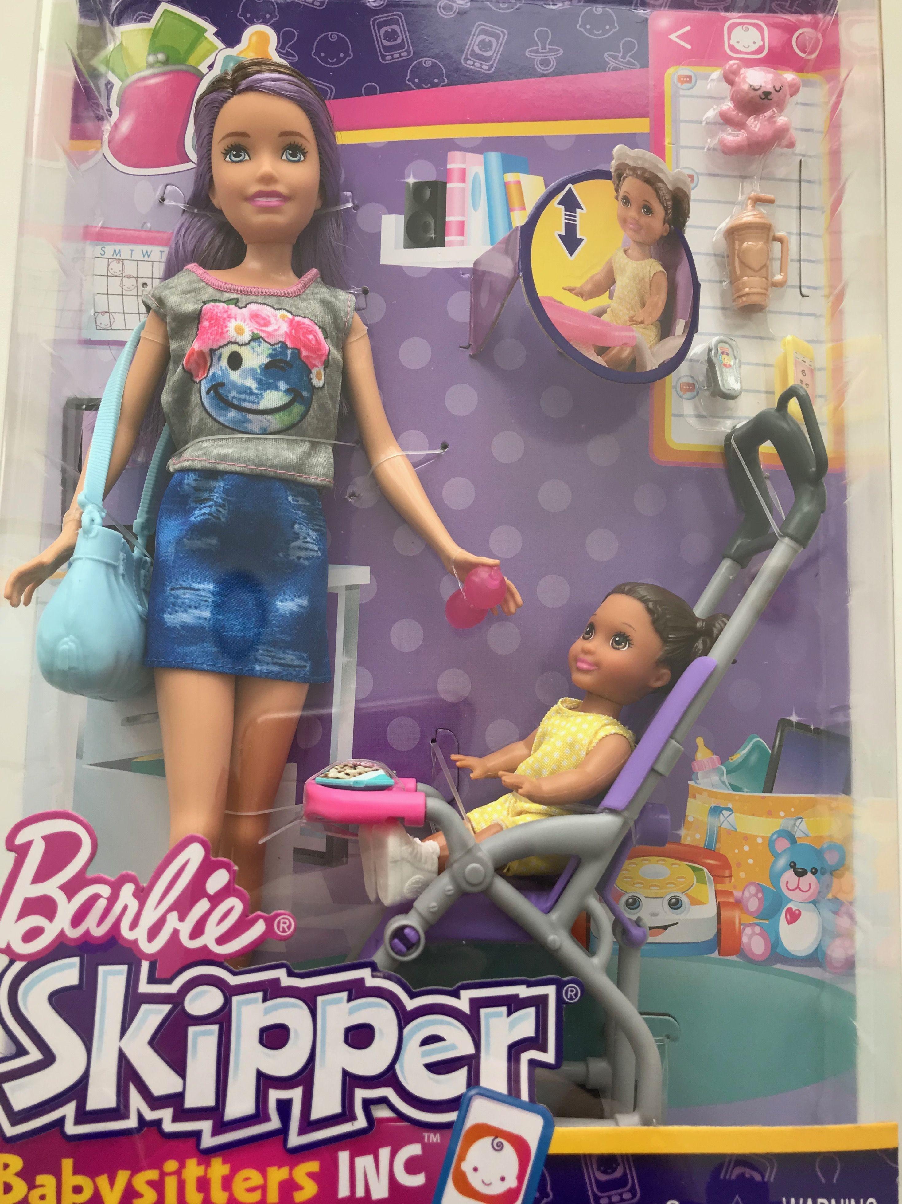 Skipper Babysitters Inc Playset Stroller (2017) Diy