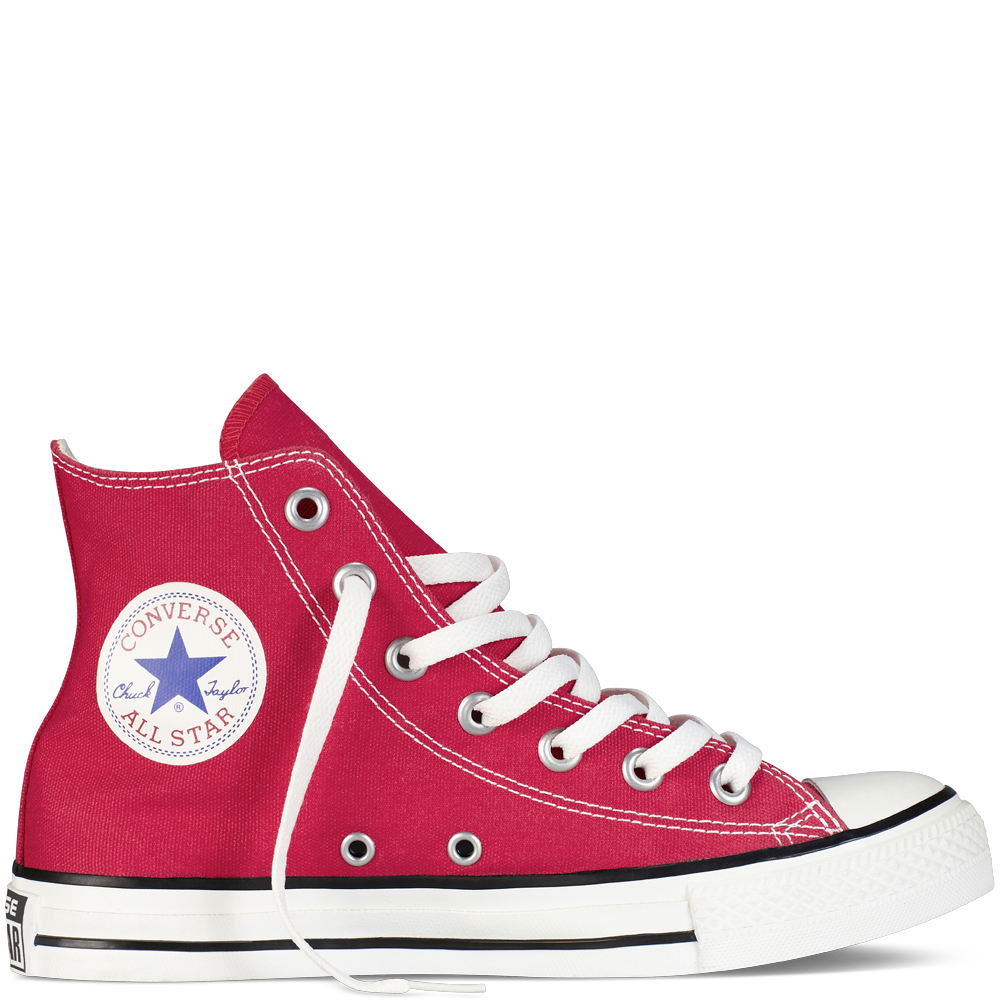Converse Chuck Taylor All Star Hi Top Moody Purple
