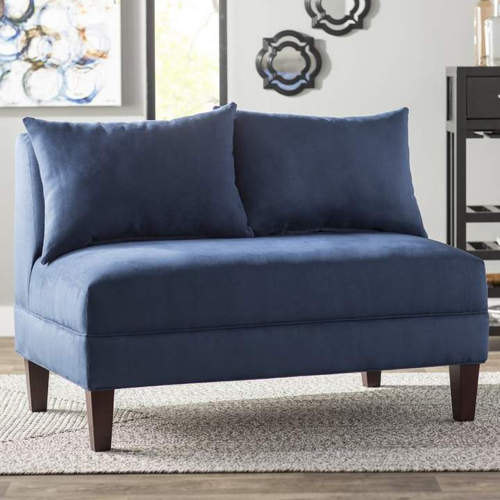Groovy Three Posts Fleeton Loveseat In 2019 Products Love Seat Pdpeps Interior Chair Design Pdpepsorg
