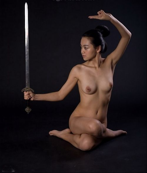 Are absolutely Asian naked martial arts are