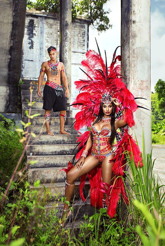 poison arrow tribe carnival costumes 2016  carnival de