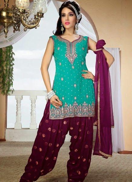 Punjabi Dress 2015