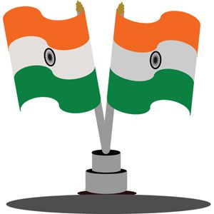 the independence day of india celebrated on 15 august indian rh pinterest ie indian independence day border clipart