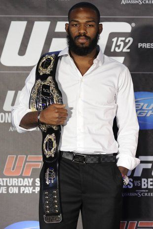 Jon Jones jokes about relationship with UFC, refrains from ugly response