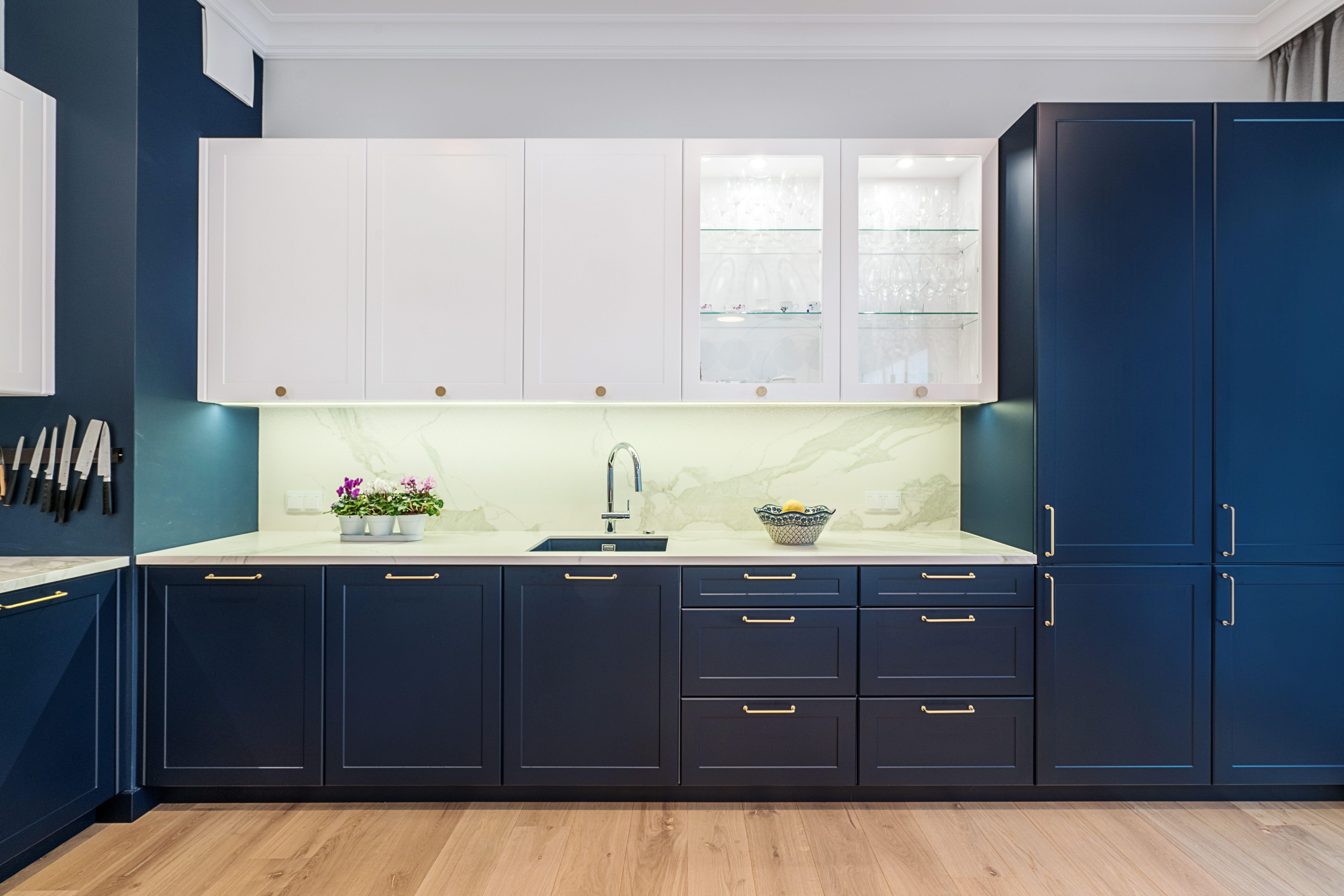 Miejska Elegancja Kitchen Cabinets Kitchen Home Decor