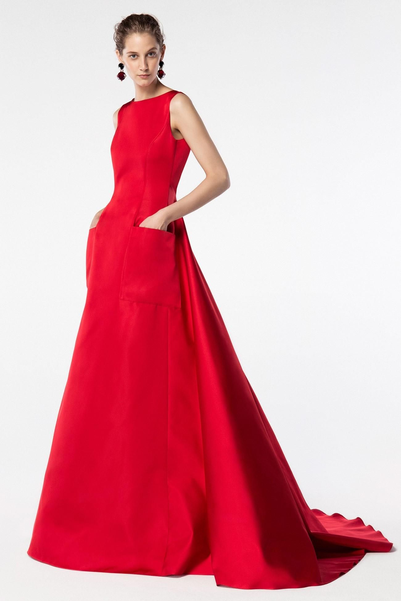 Ch Carolina Herrera Dress As Seen On Lily Aldridge