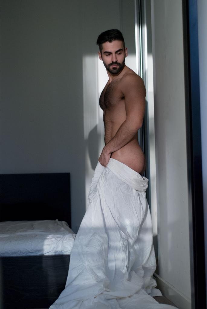 Maennliche nackt modell picture 58
