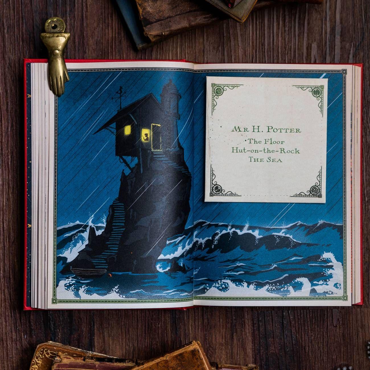 Harry Potter And The Philosopher S Stone J K Rowling Minalima Carta De Hogwarts Hogwarts Harry Potter