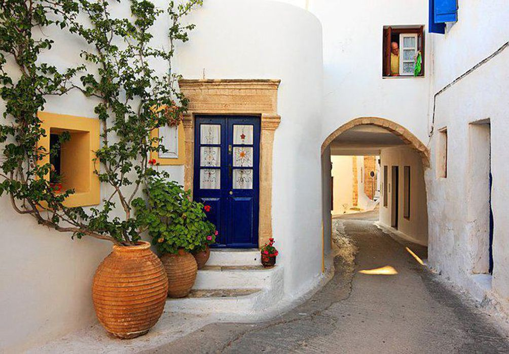 Living the trivial and simple ~ Kythira, Greece