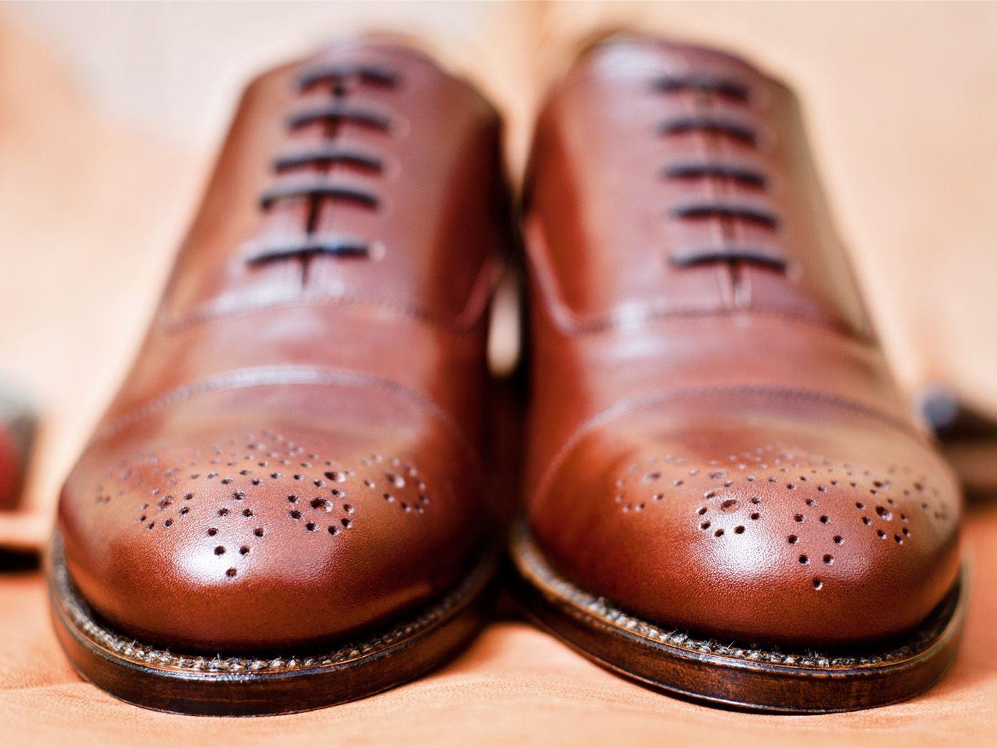 Sapatos de casamento para homem Crownhill Shoes